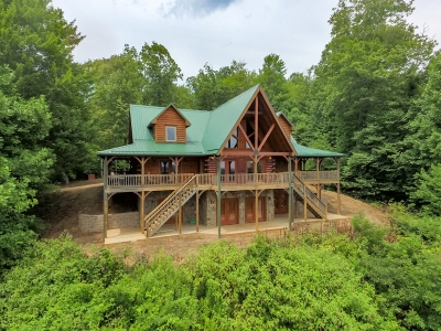 Fraser Creek ULTIMATE 35+ ACRE GATED PRIVATE FAMILY ESTATE PROPERTY